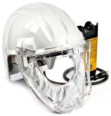 Another powered air purifying respirator